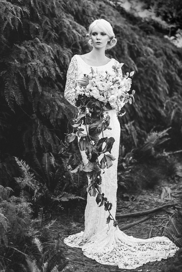 Photographer Lara Hotz for Hooray Magazine | Hair & Makeup Liv Lundelius | Flowers Jardine Botanic | Styling Stefanie Ingram