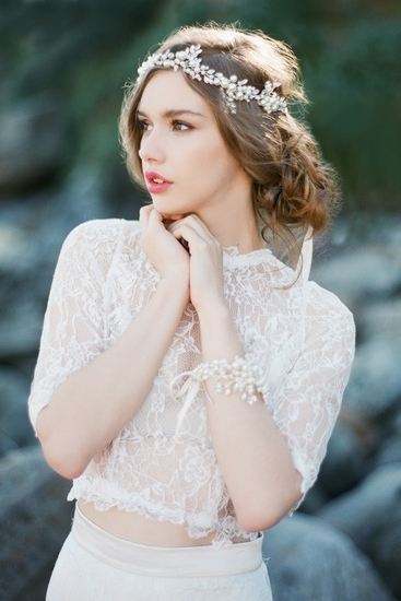 Photographer Jemma Keech for Bride La Boheme | Hair & Makeup by Liv Lundelius