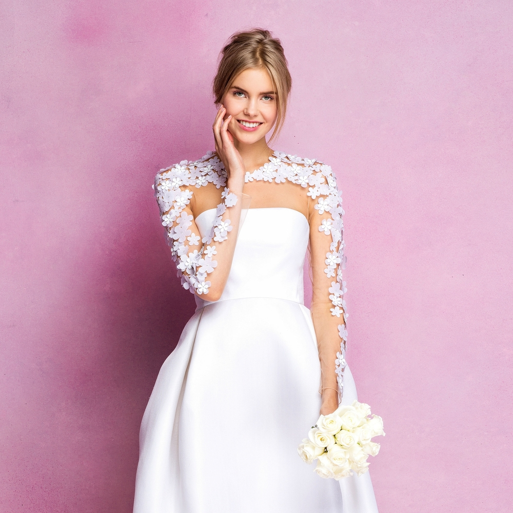 Long Sleeve Trends Of Bridal Gowns — Kisses & Cake