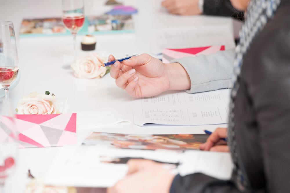Image:  Kisses & Cake Wedding Workshop  / Photography Next We Meet