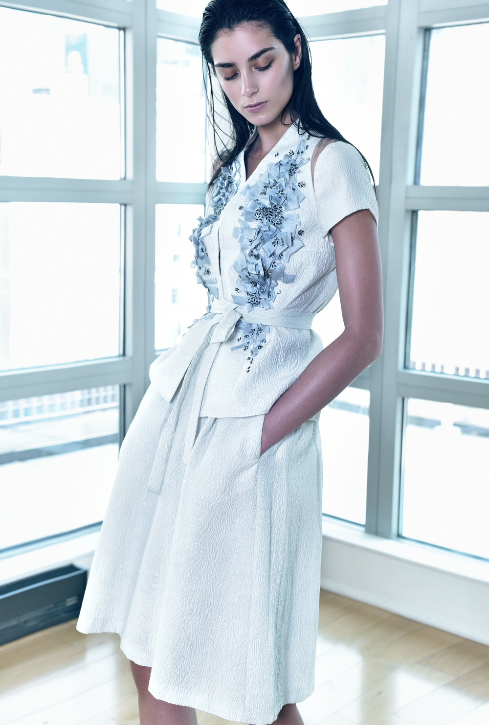 Dress A Wedding Guest: Interview With Designer Kung Katherine ...