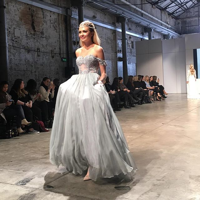 Australian Bridal Fashion Week @whenfreddiemetlilly #kissesandcakeweddings  #bride #weddingplanner #fashionweek #bridal #abrw16 #bridalinspiration