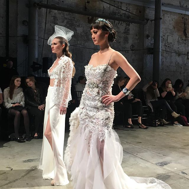 Australian Bridal Fashion Week @faraalmasicouture #kissesandcakeweddings  #bride #weddingplanner #fashionweek #bridal #abrw16 #bridalinspiration