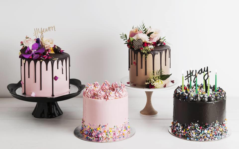 Where To Buy The Most Amazing Cakes In Melbourne Kisses Cake
