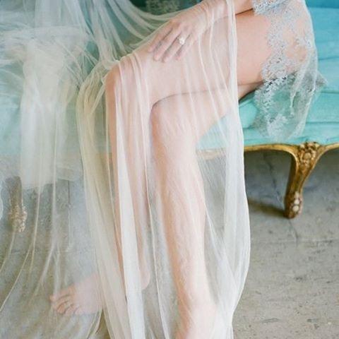 Lovely lace and tulle inspiration #EngagementRing #TrumpetandHorn #Lace #Tulle #DressInspiration #WeddingInspiration #WeddingPlanning #TheBridalCoach #KissesAndCake #KissesAndCakeWeddings | Image:Engagement Ring Trumpet And Horn - Emily Sacco Photography via josevillablog.com