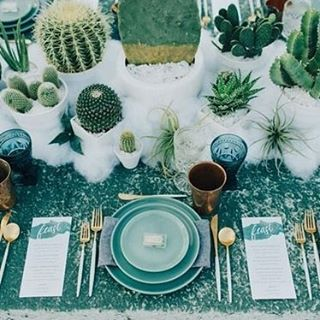 Tablescape inspiration! #GreenWeddingShoes #Teal #Copper #SmokeBomb #WeddingStyling #WeddingInspiration #WeddingPlanning #TheBridalCoach #KissesAndCake #KissesAndCakeWeddings | Image: Green Wedding Shoes - shoot, designed + planned by LB Event Planning, styled + installed by Jesi Haack Design and photographed by Laura Goldenberger