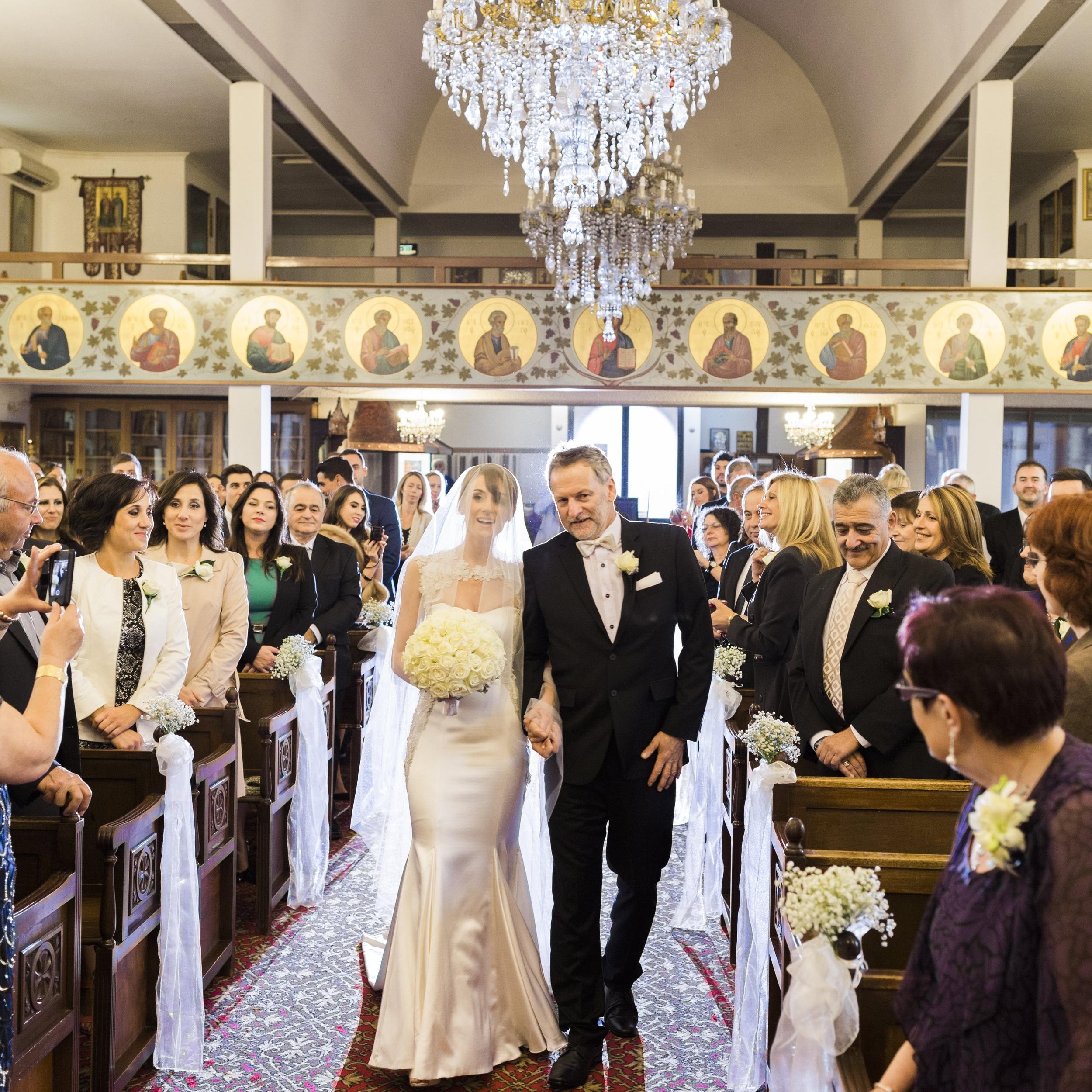 Real Greek Weddings: The True Cost Of A Wedding