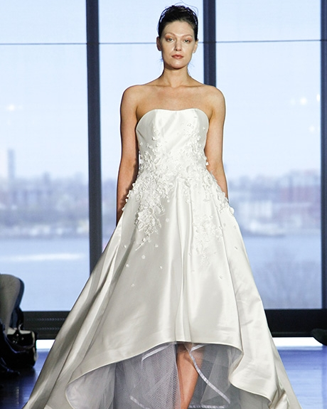 Wedding dress by Francesca Miranda | Photo: Courtesy of Francesca Miranda