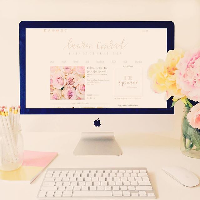We love the new @laurenconrad website... Great inspiration for events and weddings #laurenconrad #wedding #bridetobe #planner #events #party