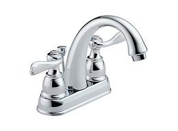 Delta Windemere Chrome Bath Lav Faucet