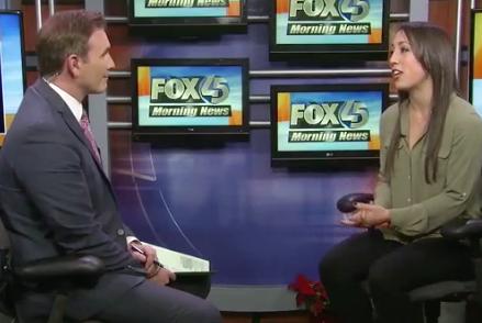 Fox45 TV segment
