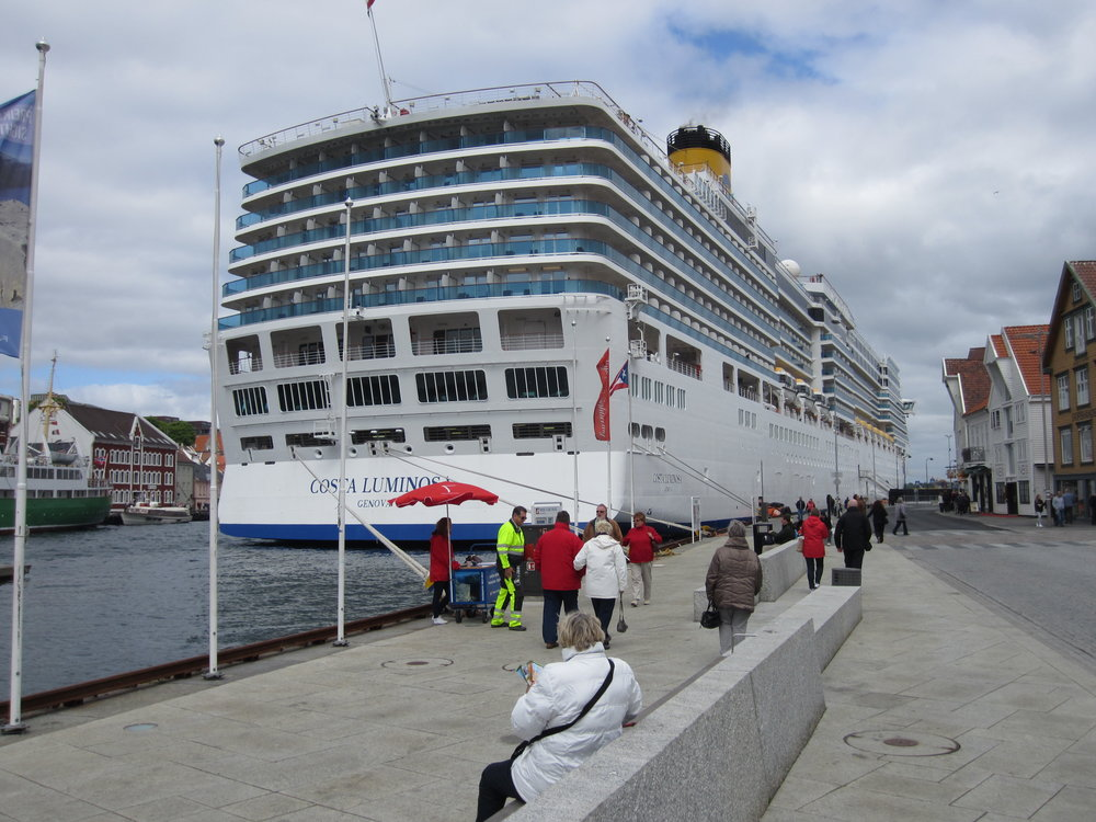 Impressions of Stavanger on a Return Trip to Norway