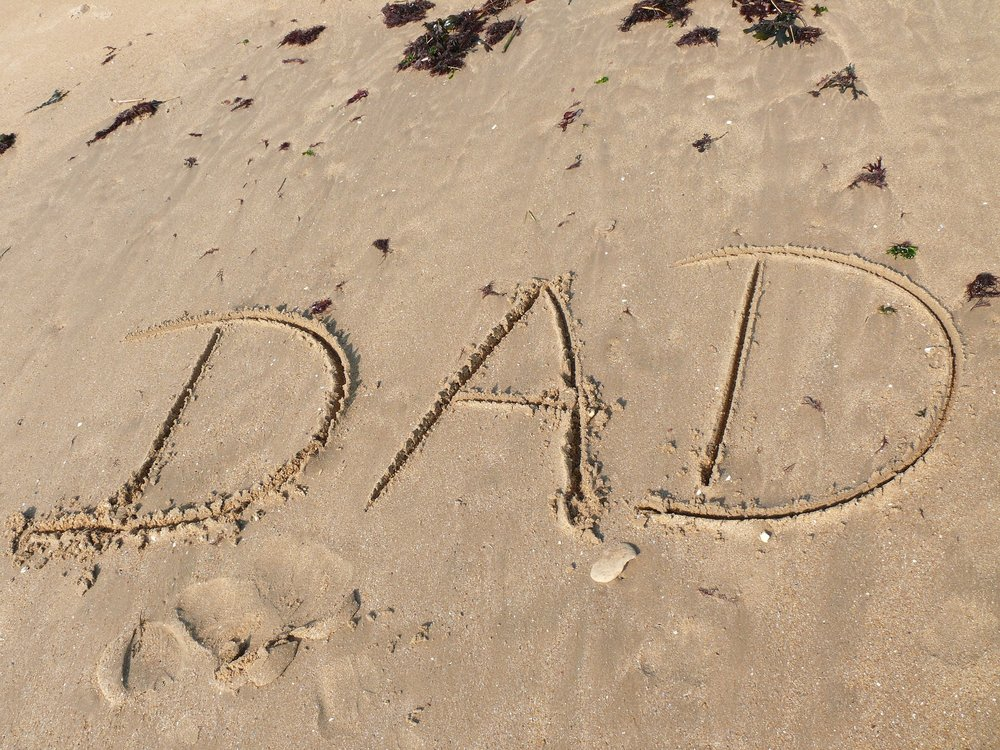 Life Lessons From My Dad  -     A Father's Day Tribute  - By Lori Ann King