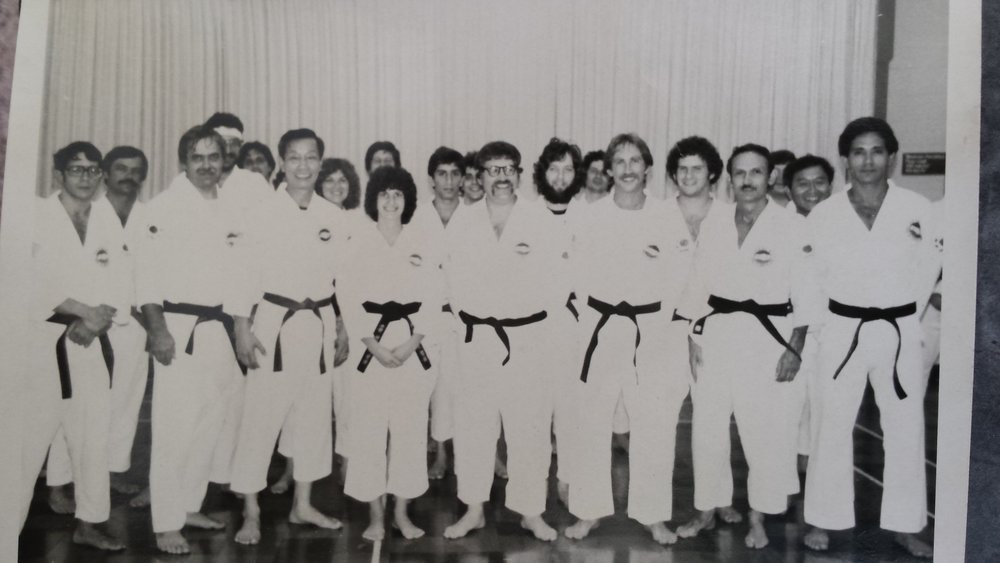IBM August 1979 Grandmaster Son is third from the left in the front row