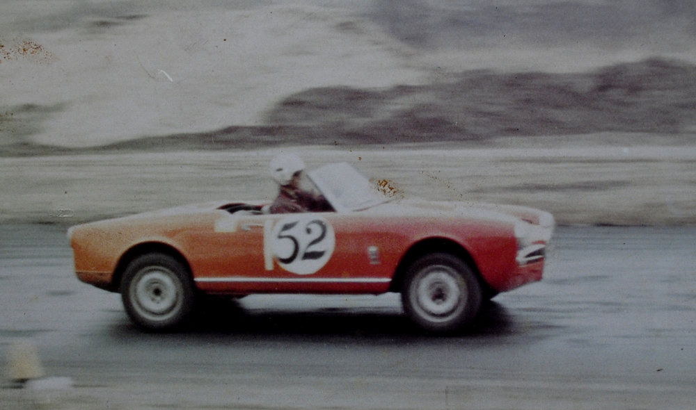 The very first race at Lime Rock, April 28, 1957, was won by Ted Sprigg in an Alfa Romeo.