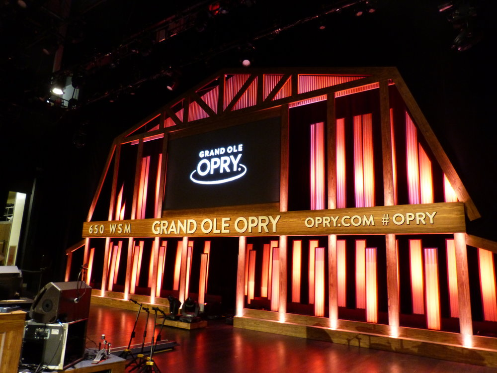 Grand Opry Stage