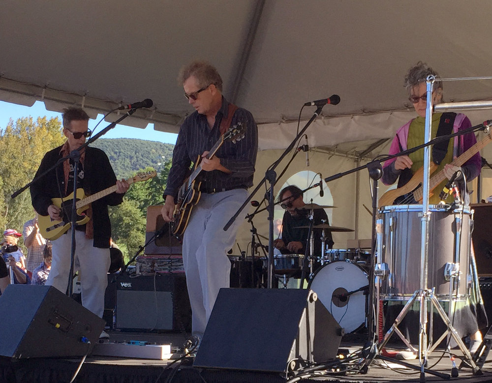 THE FEELIES: Art Rock Comes to Storm King