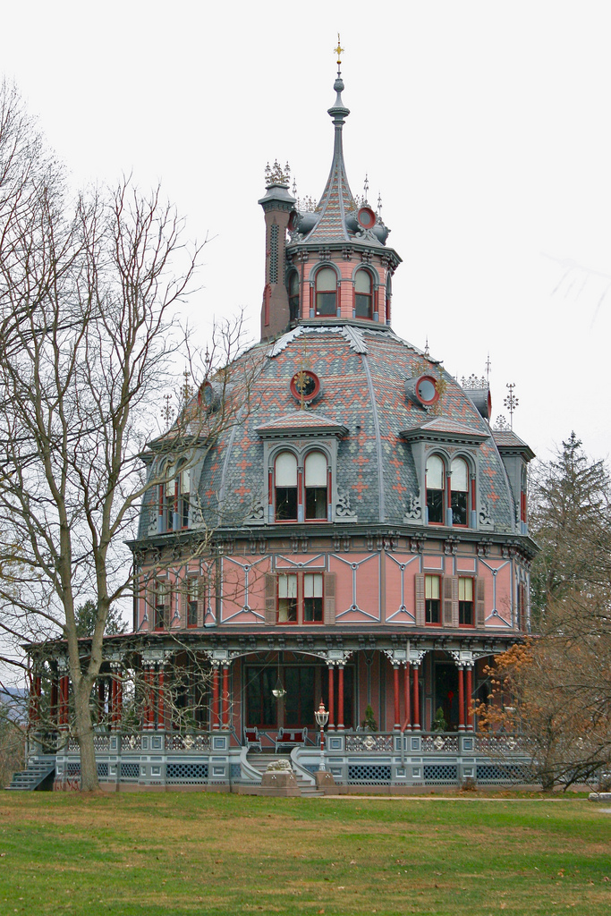 Armour-Steiner House in Irvington, NY