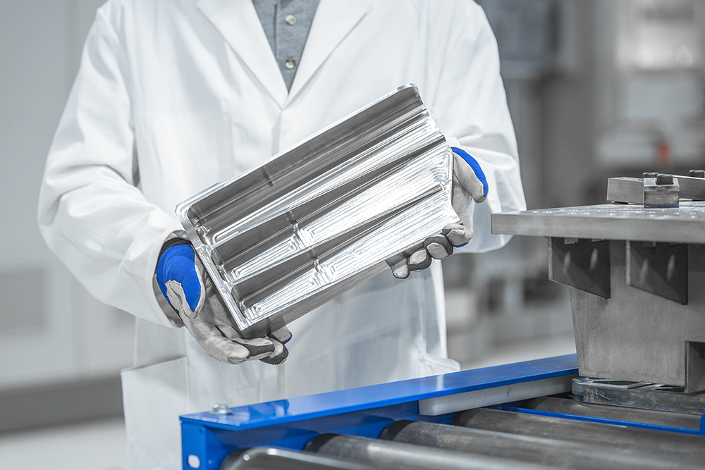 Copy of High quality titanium parts for the aerospace industry