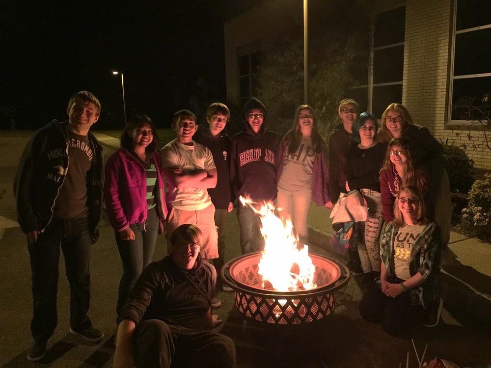 """Bonfire Night"""
