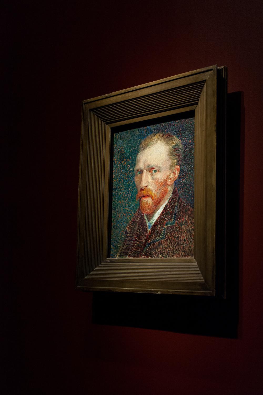 van-gosh-self-portrait-art-institute-chcago-painting