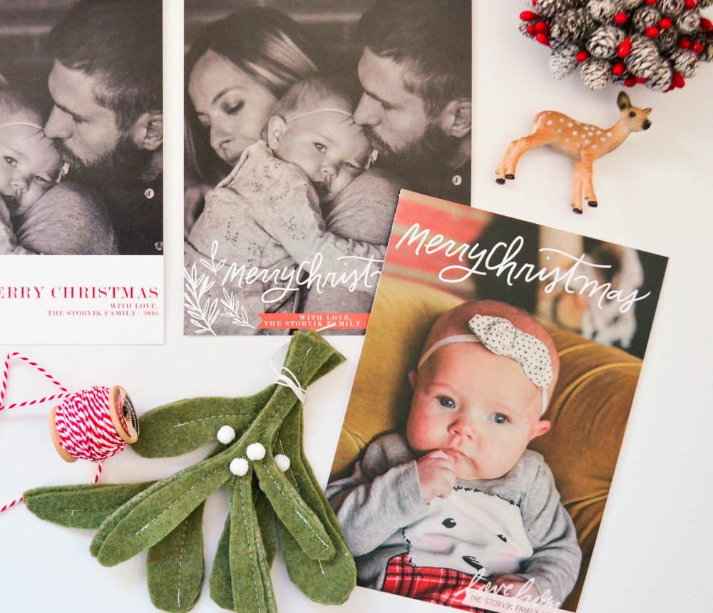 Holiday Collection | How to Order Christmas Cards — give with joy