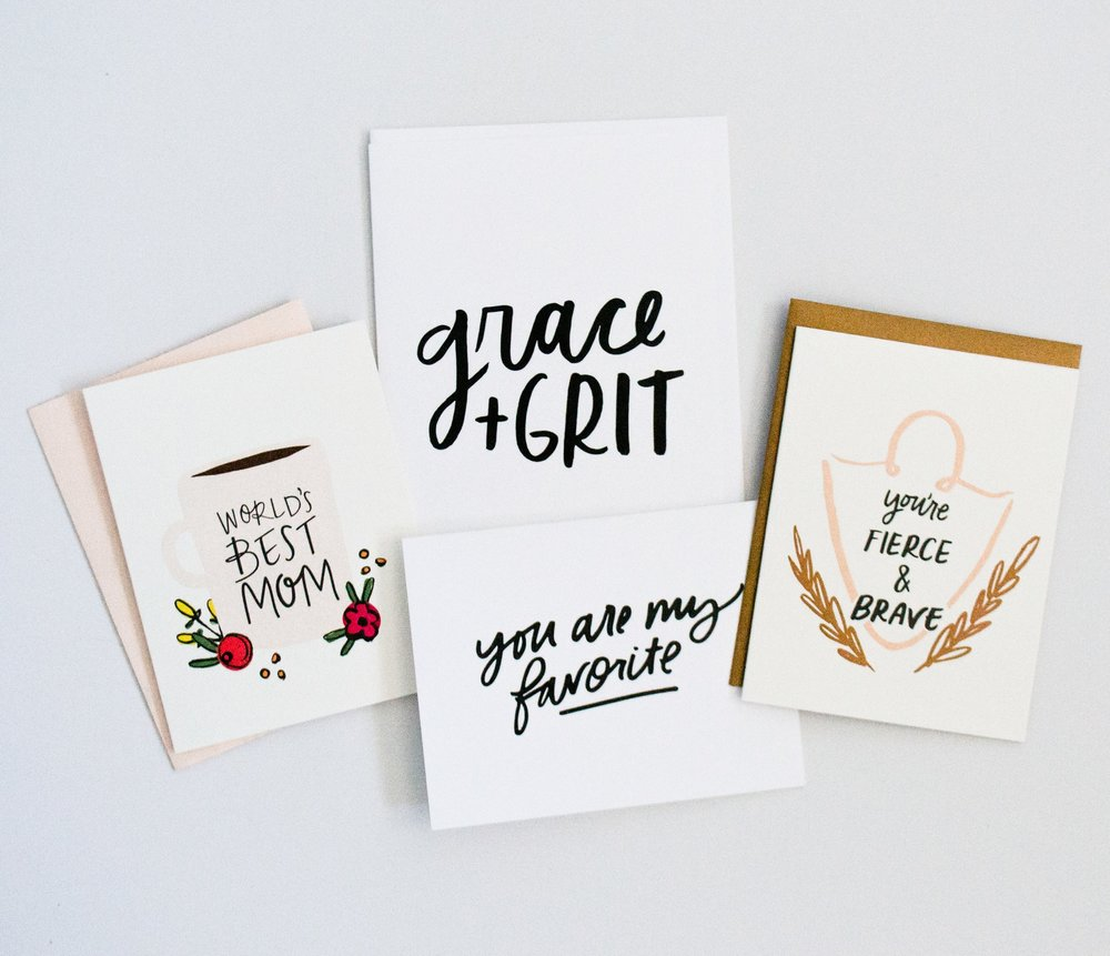 Four Cards for Four Mamas | Shop  Here