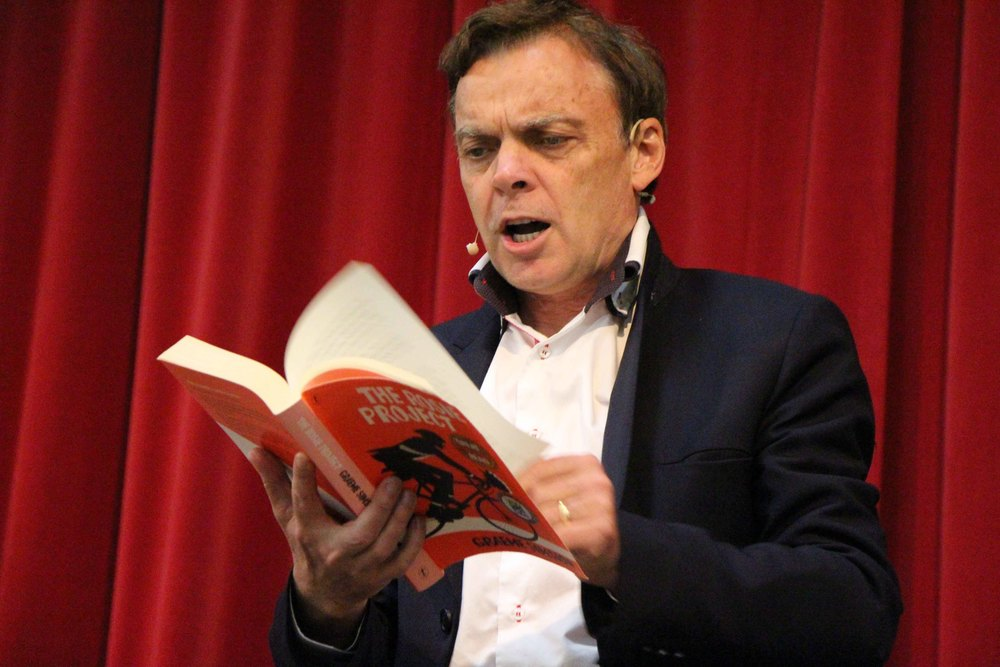 Graeme Simsion, photo Mark Newman