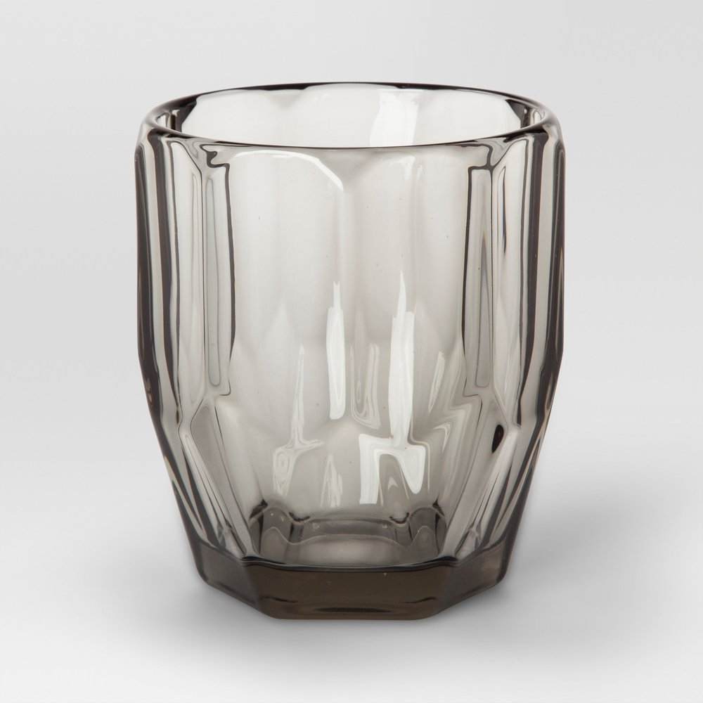 Double Old-Fashioned Mountain Glass