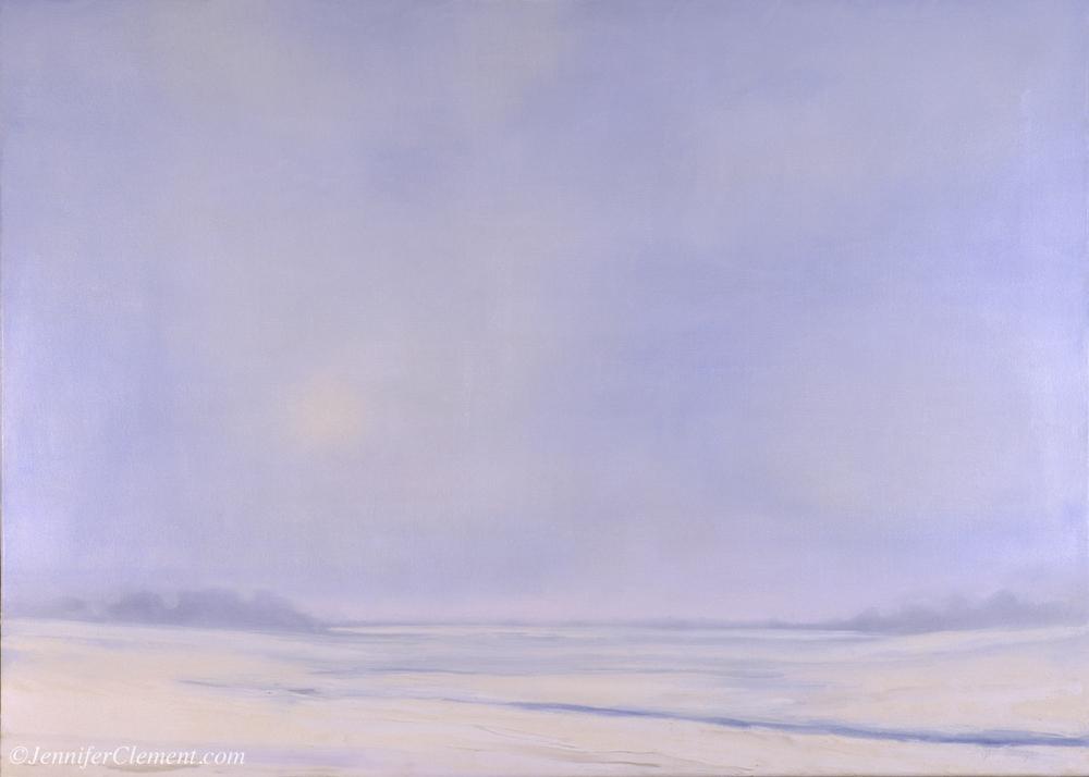 """""""Winter West Newbury Marsh"""""""
