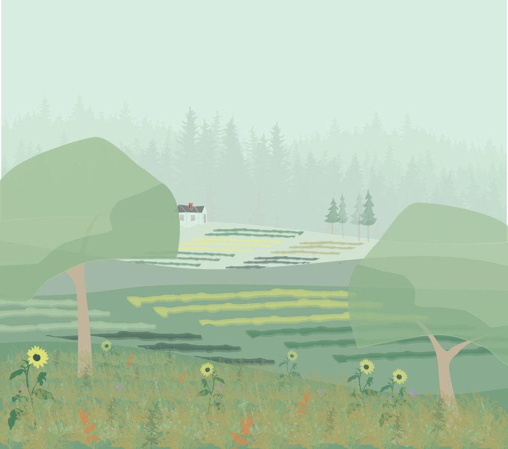 polycultures & perennials