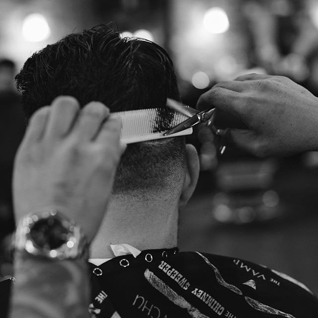 Details are the difference between good stuff and great stuff. Book for a great experience now at thronepdx.com ✂️ #thronepdx