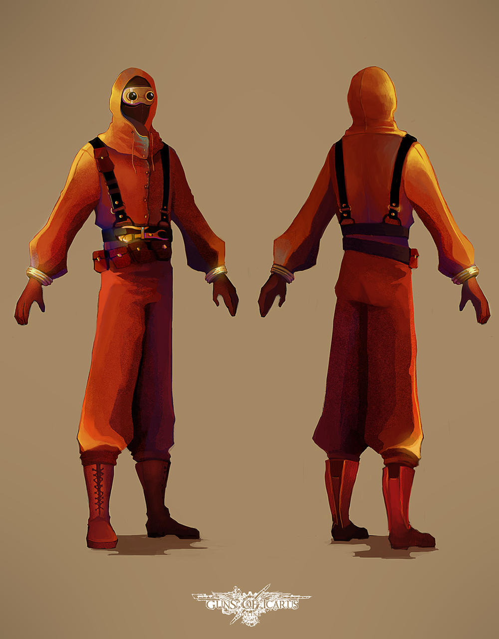 AI crew design