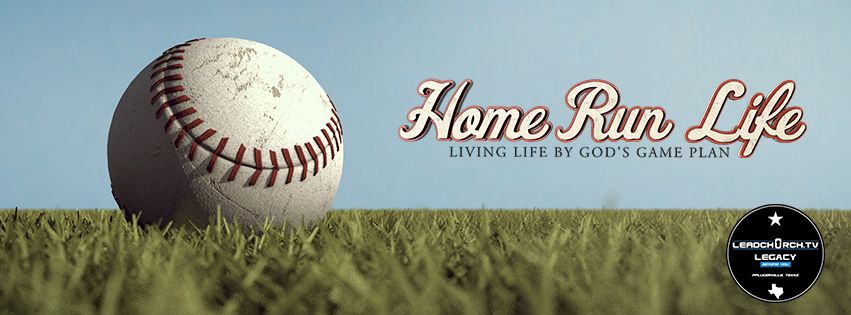 Home: When & Why I'm Convinced, Compelled, and Committed to running the bases backwards.Scripture: Romans 12:1-2 II Corinthians 5