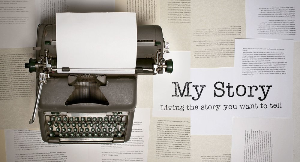 "In the four-week series ""My Story,"" learn to live a story worth telling. With examples from the Bible, this series teaches us to start, stop, stay, and go according to God's will."
