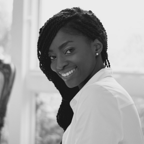 Nana Ama Afari-Dwamena - Director of Digital Marketing and Brand Development