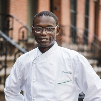Chef Pierre Thiam - Chef, Author, Social Entrepreneur and Restaurateur | Teranga