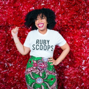 Rabia Kamara - Chef and Owner of Ruby Scoops