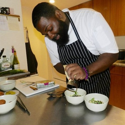 Chef Jonathan Harris - Chef, Entrepreneur | Dine Diaspora Featured Chef