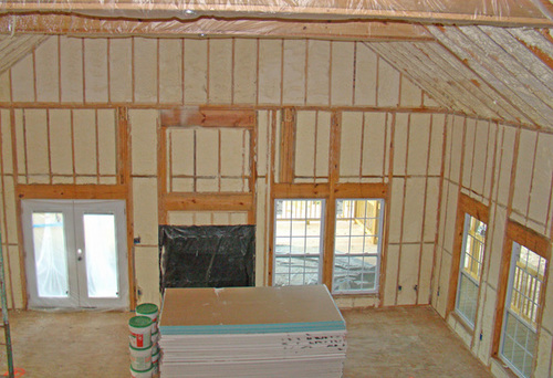 Foam insulation install near monroe la spray foam professionals foam 3g solutioingenieria Images