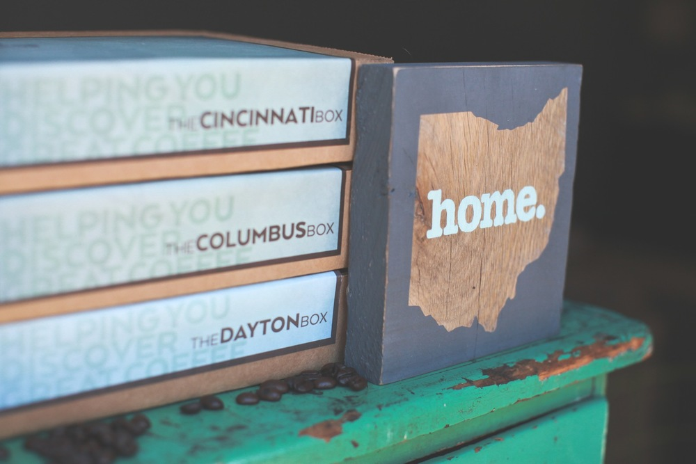 Ohio is in the top 10 for the coffee industry and these boxes prove why. Try a city box today!