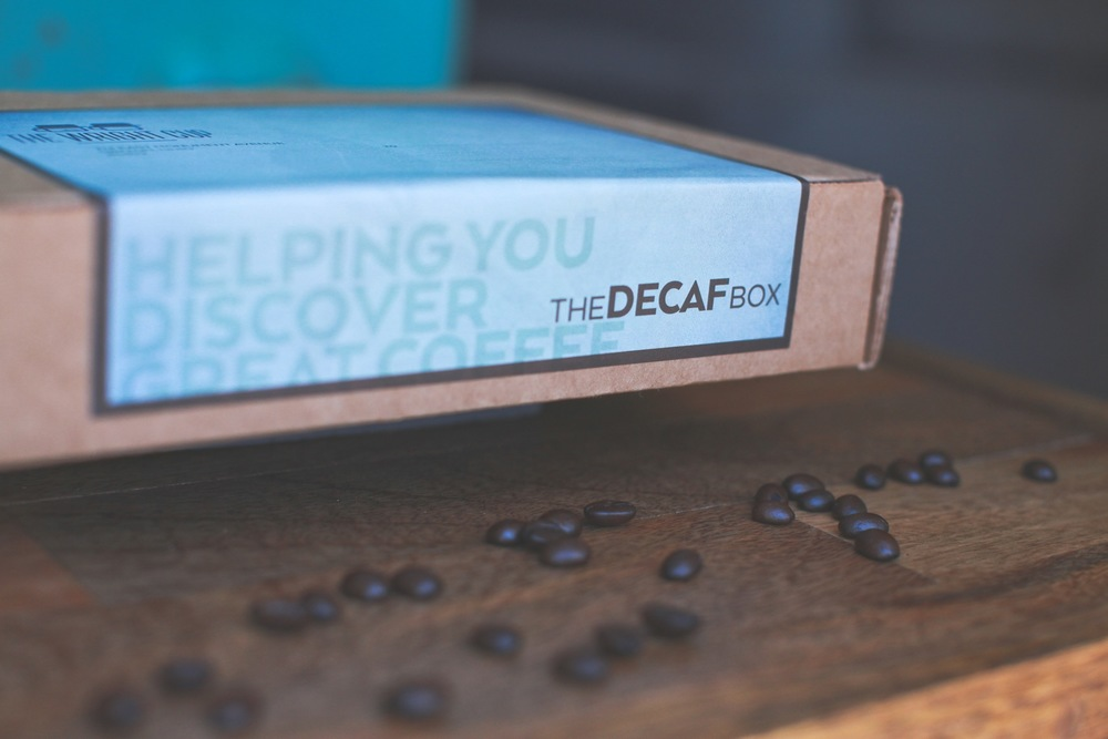 Try 5 different types of decaf and discover your new favorite!