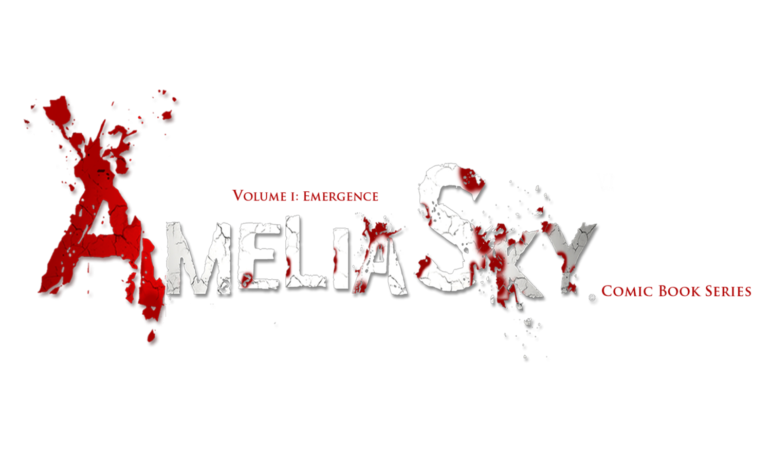 Amelia Sky Comic Book Series