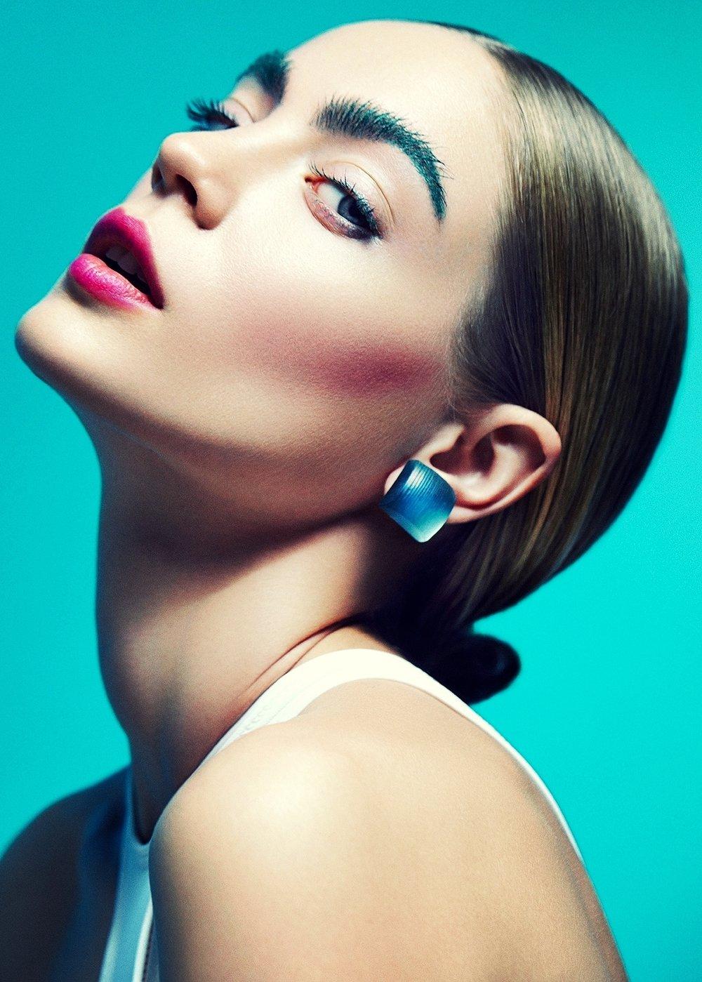 CREEM Magazine-Tortured Beauty