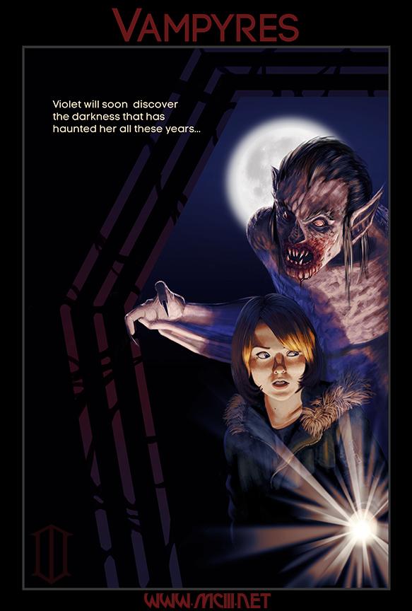 "Vampyres ""Tomb"" poster"