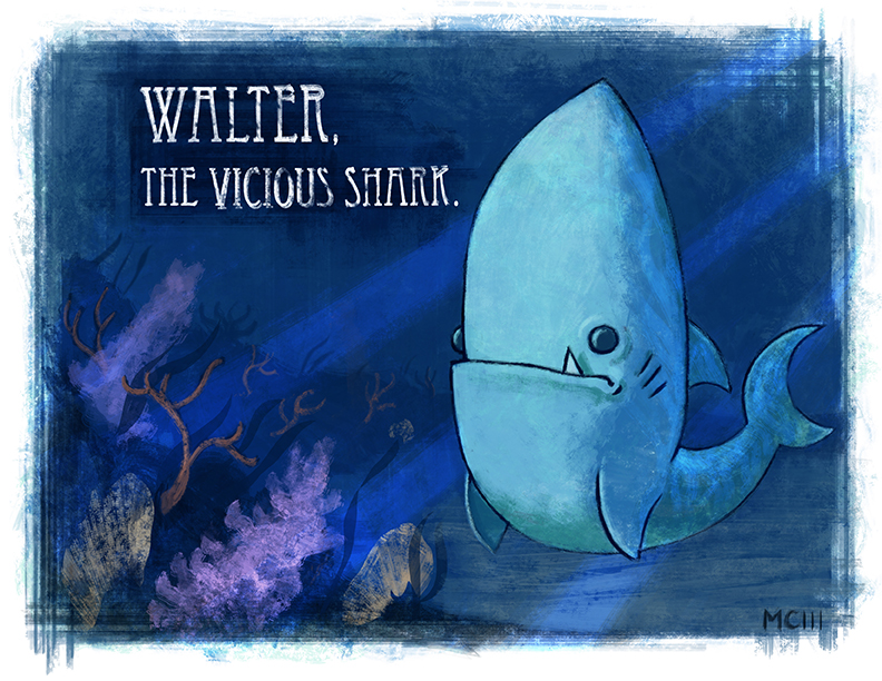 Walter the Vicious Shark-thumbnail