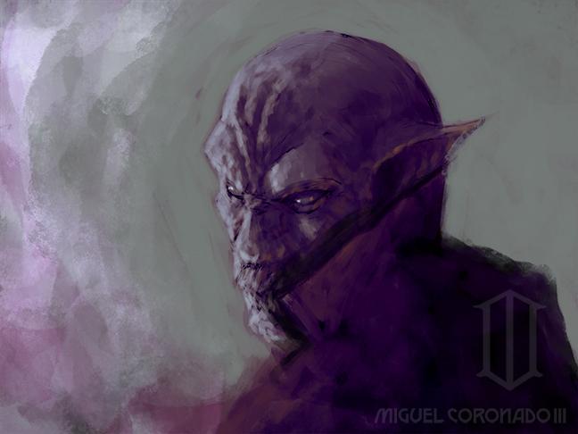 Vamp sketch