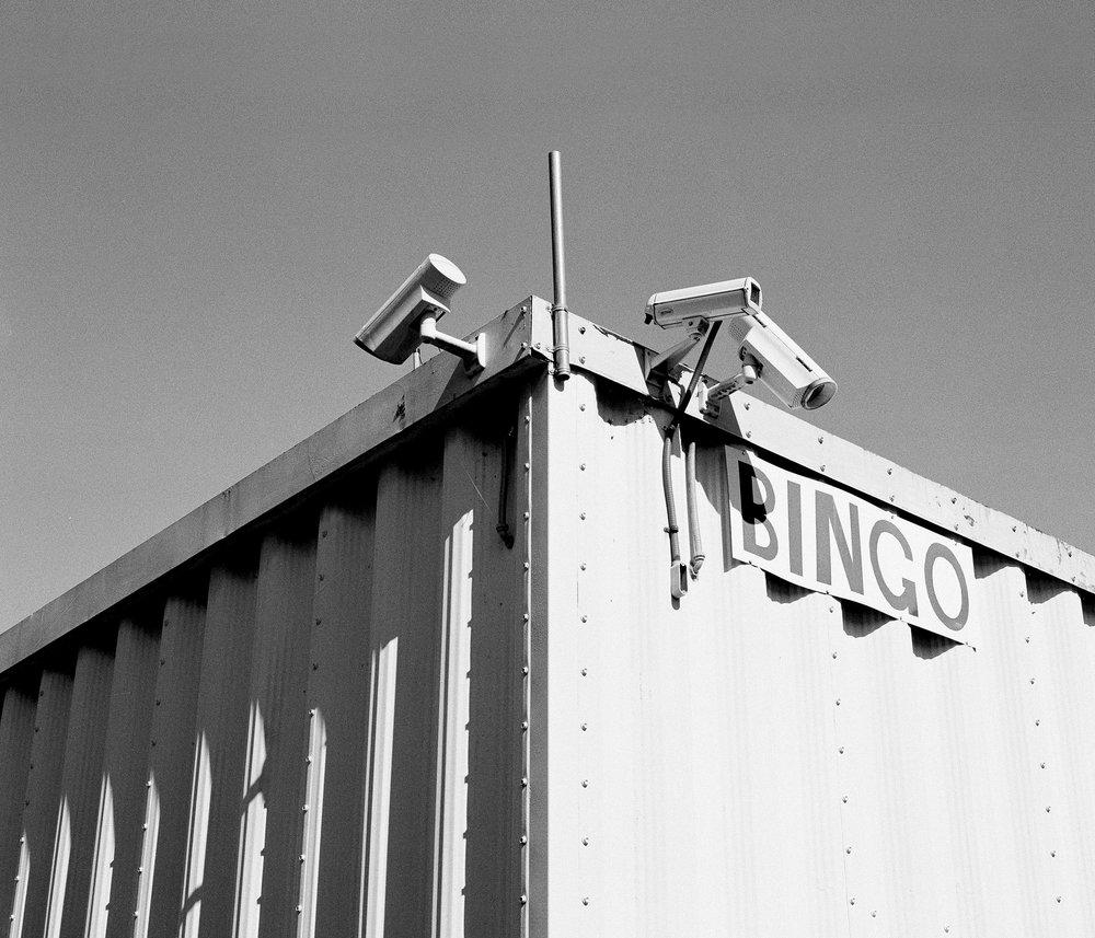 USVA Bingo Parlor, Oregon