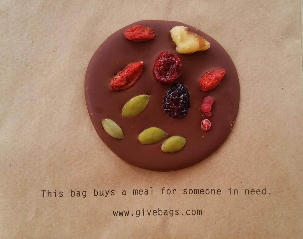 GIive bags, Medallions