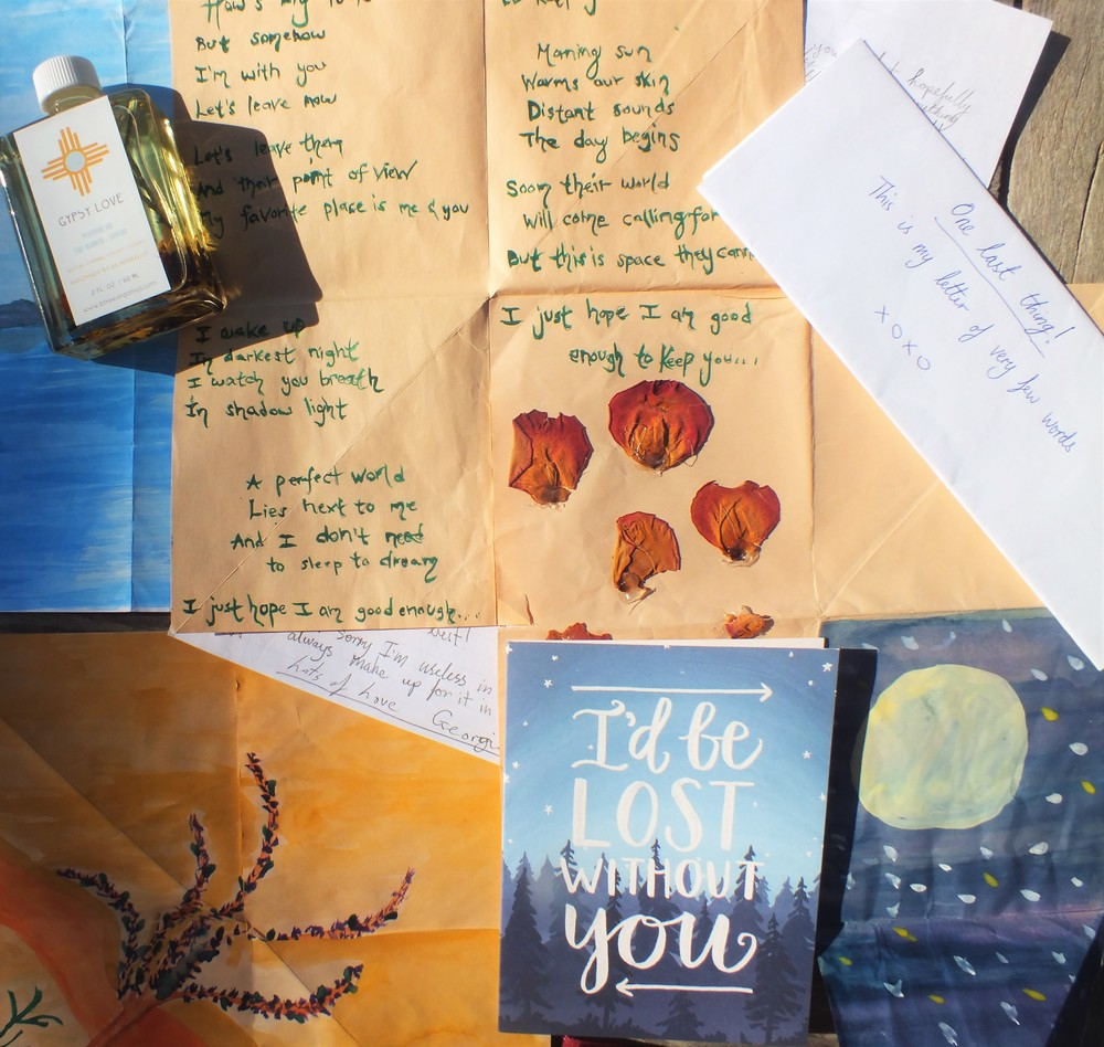 Love Letters- A Vibrant Romance